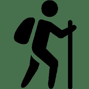 Sports-Trekking-icon